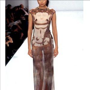 Vivianne Tam  The Buda Dress